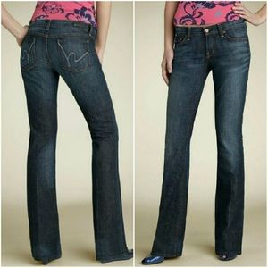COH Margo Low Waist Stretch Bootcut Jean